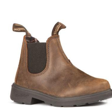 Blundstone Antique Brown Kids' Blunnies