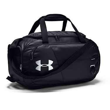 Under Armour Black/Silver Extra Small Undeniable Duffle