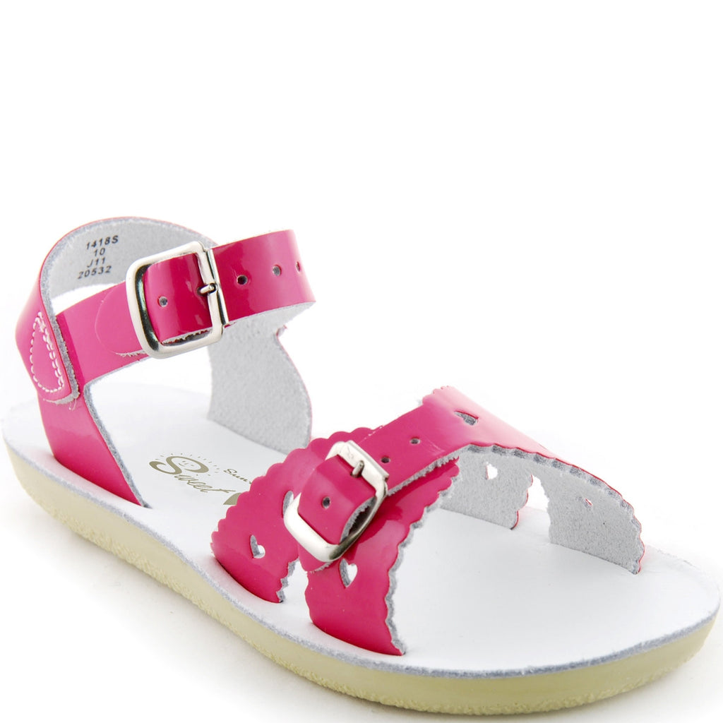 Salt Water Sandals Fuchsia Sweetheart Toddler/Children's Sandal