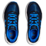 Under Armour Academy/White/Blue Circuit Rave 2 Sneaker