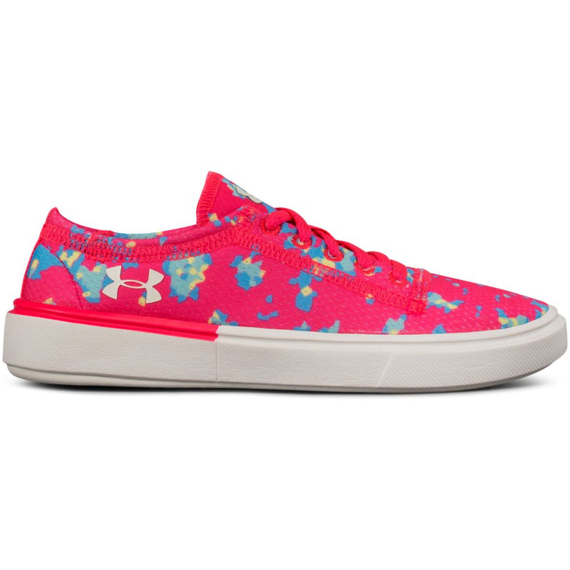 Under Armour Penta Pink/Canoe Blue/Ivory KickIt2 Sneaker