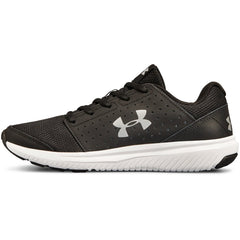 Under Armour Black/White Unlimited Sneaker