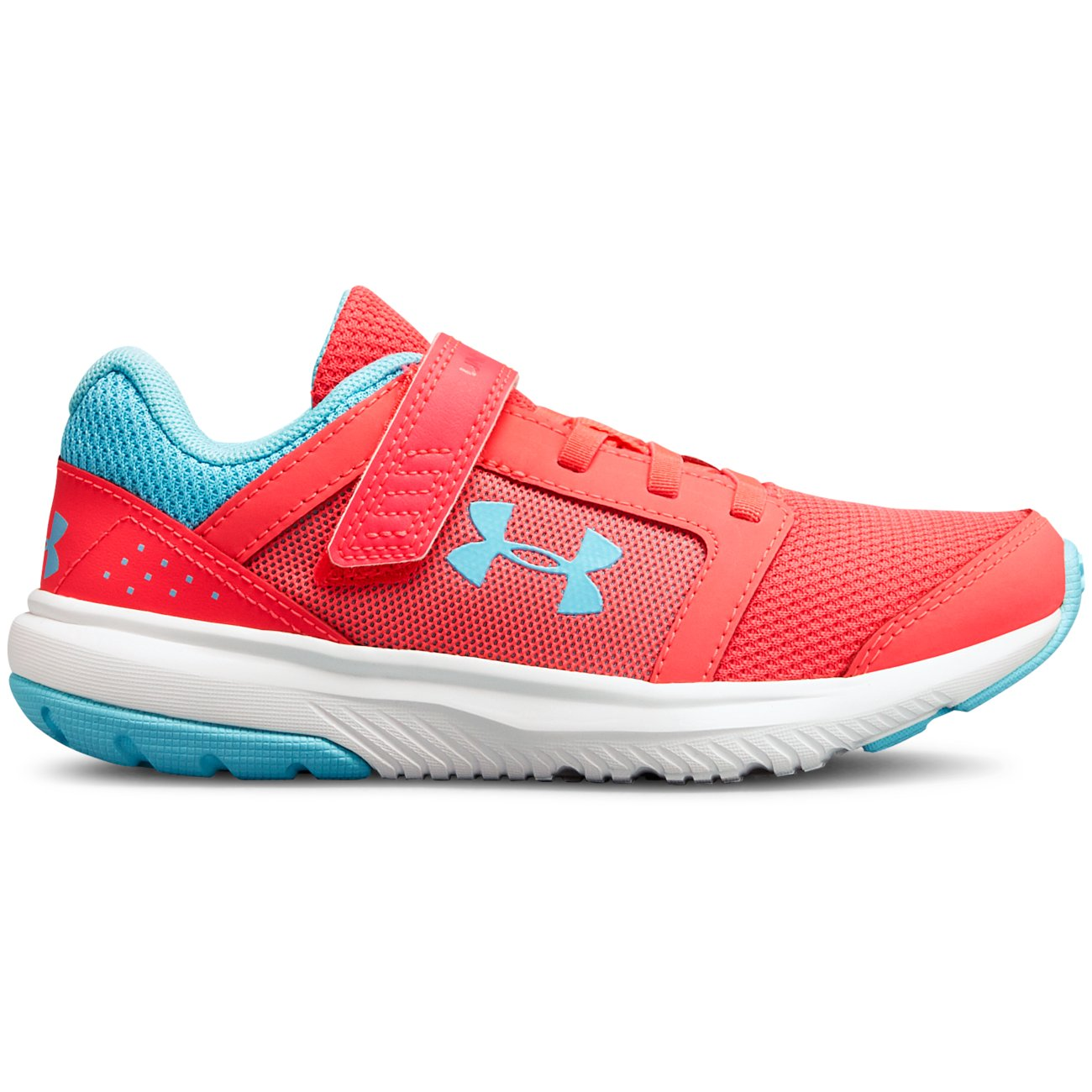 Under Armour Penta Pink/Venetian Blue Unlimited A/C Sneaker