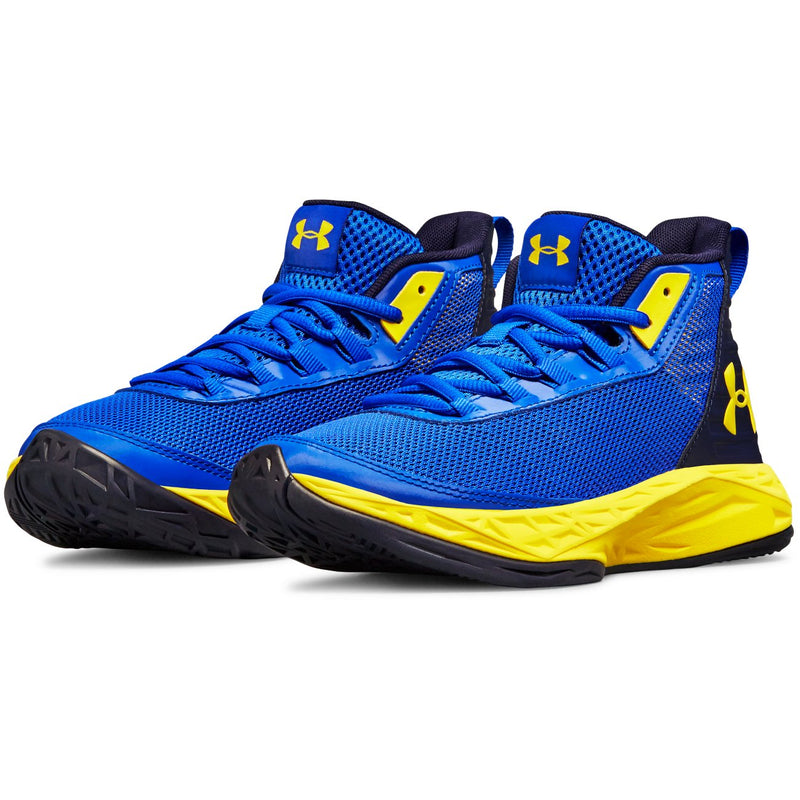 Under Armour Team Royal/Midnight Navy/Taxi Jet Sneaker