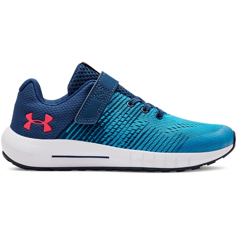 Under Armour Petrol Blue Pursuit NG AC Sneaker