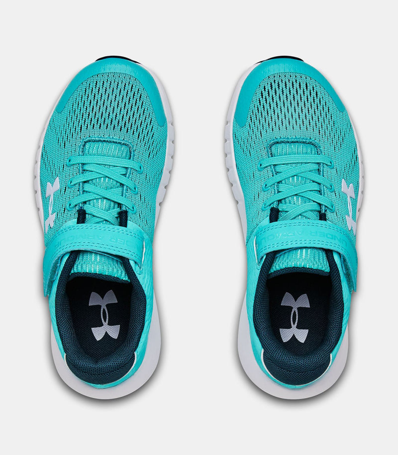Under Armour Breathtaking Blue/White/Moonstone Blue Pursuit A/C Sneaker