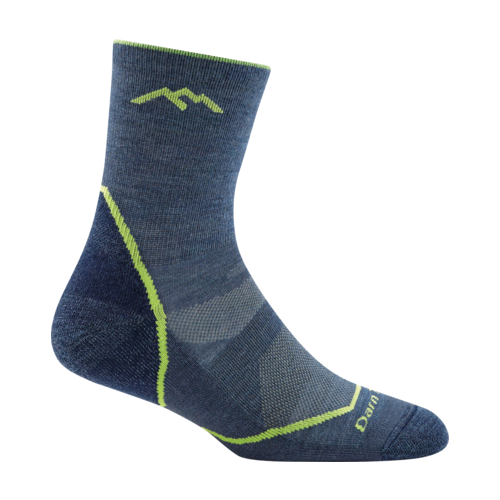 Darn Tough Denim Light Hiker Micro Crew Sock