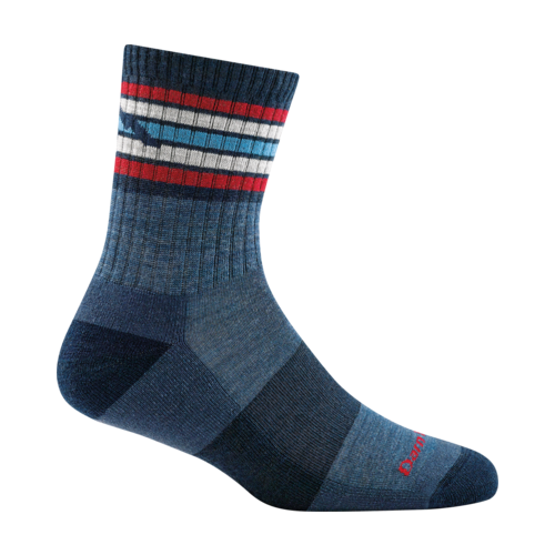 Darn Tough Denim Kelso Micro Crew Sock