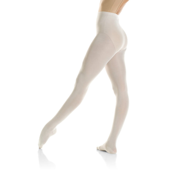 Mondor Adult Ballerina Pink Durable Footed Tights