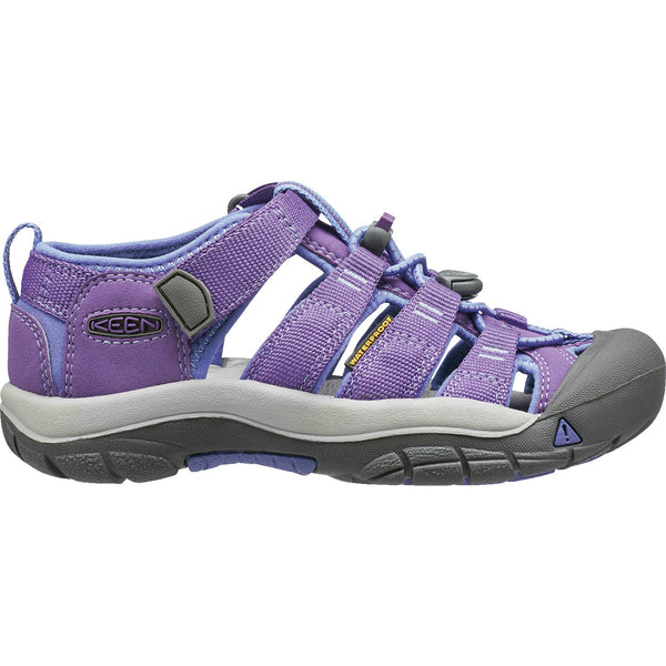 Keen Purple Heart/Periwinkle Newport H2 Big Kid Sandal