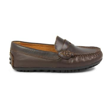 Umi Dark Brown David Loafer