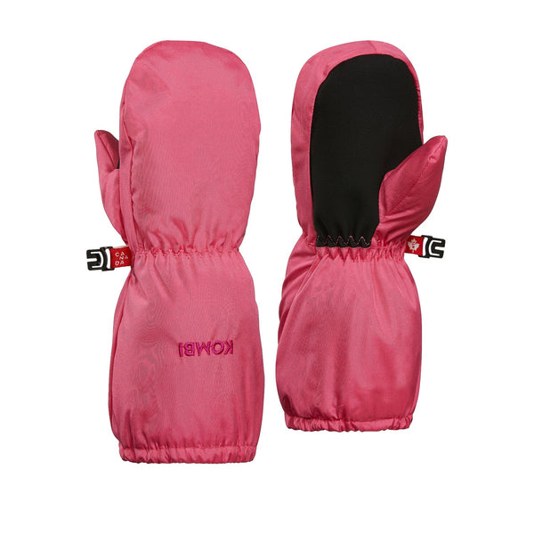 Kombi Bright Pink Bear Paw Children's Mitt