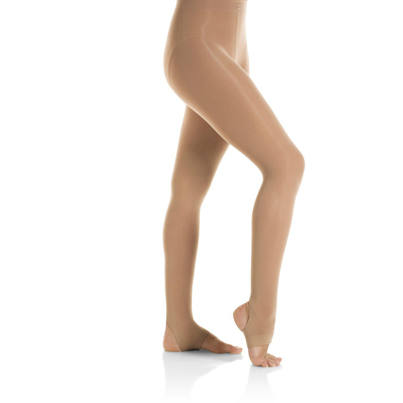 Mondor Adult Ultra Soft Stirrup Tights