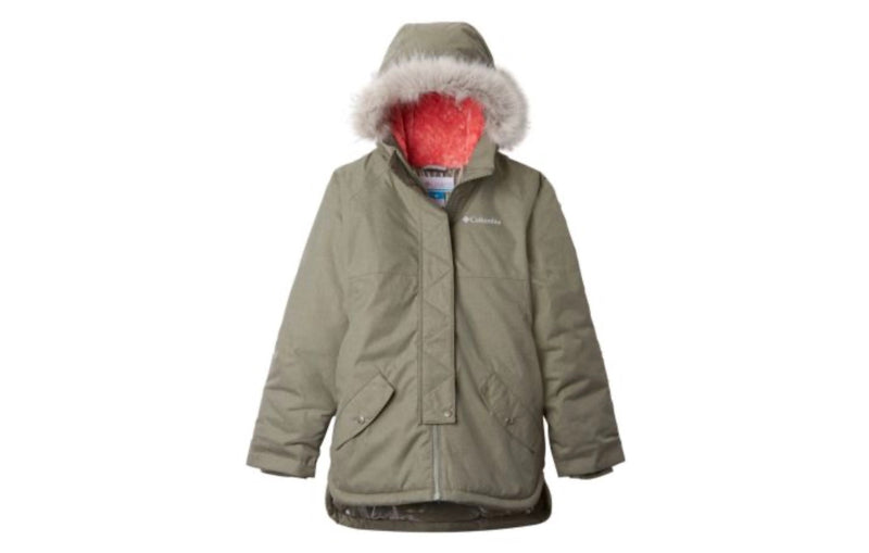 Columbia Cypress Heather Carson Pass Mid Jacket