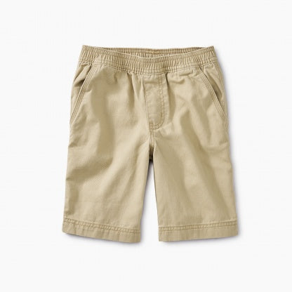 Tea Collection Twill Shorts - Sparrow
