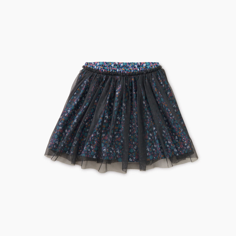 Tea Collection Tulle Skirt - Sunrise Floral