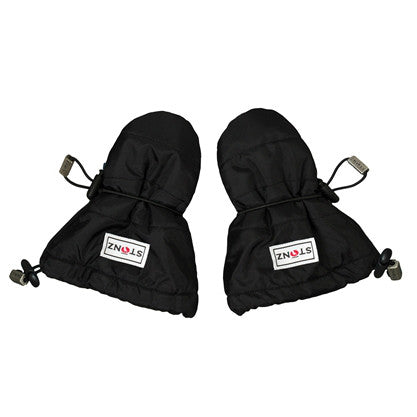 Stonz Black Infant Mittz