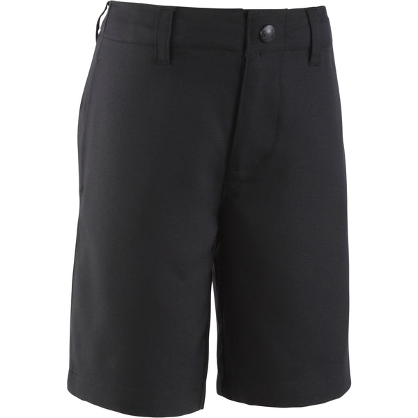 Under Armour Kids Black Golf Medal Play Short