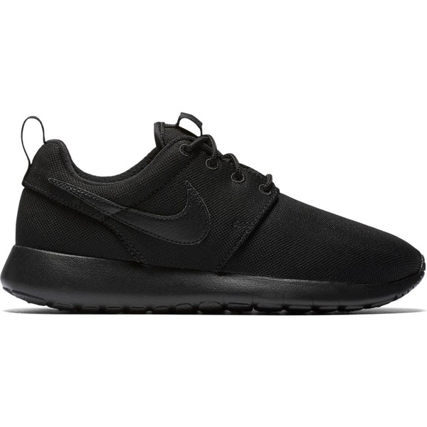 Nike Black/Black Roshe One Little Kid Sneaker
