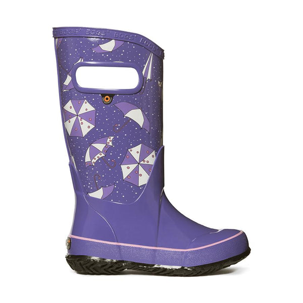 BOGS Violet Umbrella Rainboot