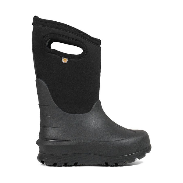 BOGS Black Neo-Classic Solid Boots