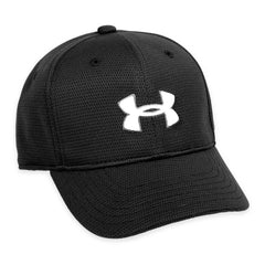 Under Armour Kids Black Blitzing Cap