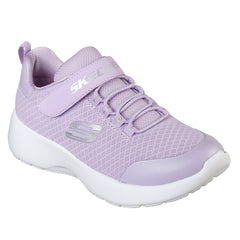 Skechers Lavender Rally Racer Dynamight A/C Sneaker