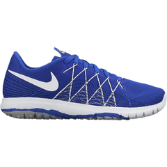 Nike Blue Flex Fury 2 Big Kid Sneaker