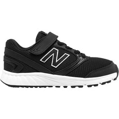 New Balance Black/White Children's Sneaker