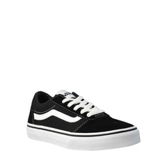 Vans Black/White Suede/Canvas Ward