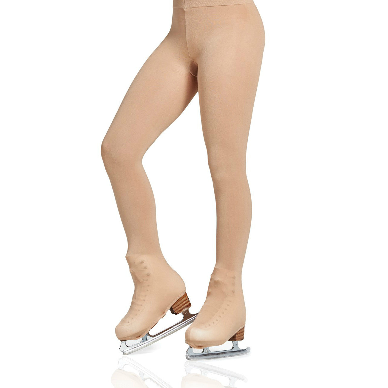 Mondor Adult 2 Pair Pack Caramel Boot Cover Tights