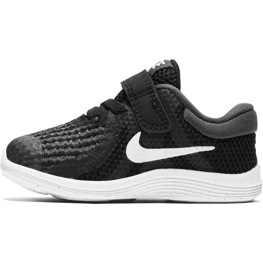 Nike Off Black Revolution 4 Toddler Sneaker