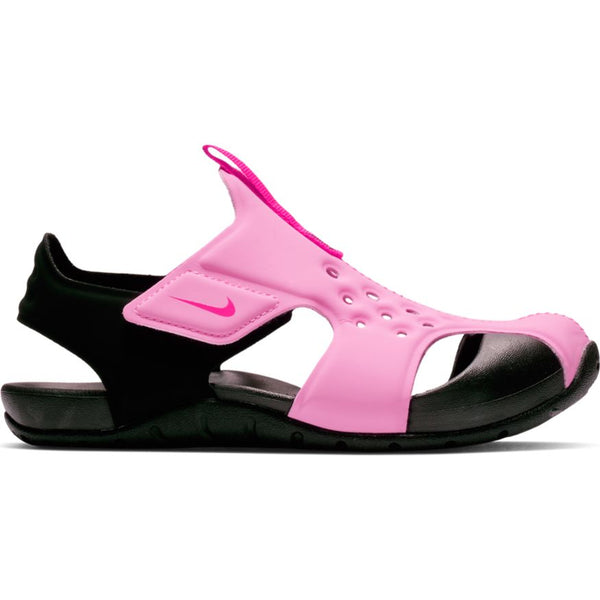 Nike Psychic Pink/Black Sunray Protect 2 Sandal