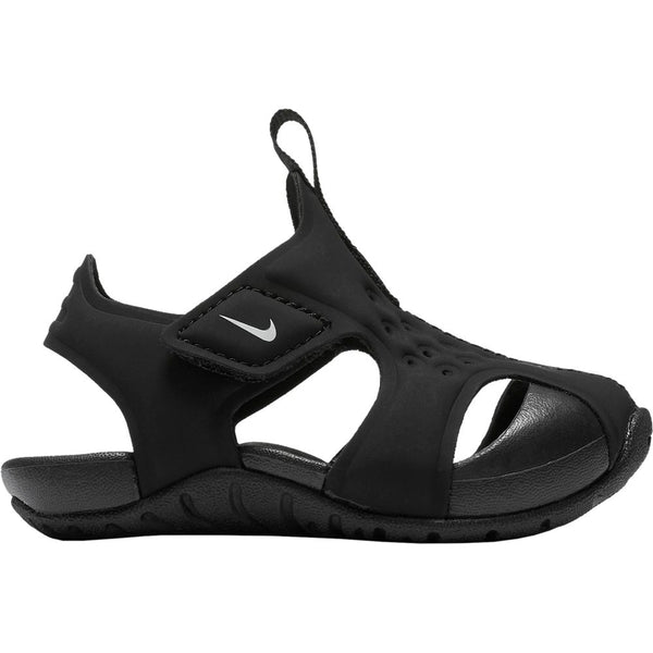 a38e3e8f133c Nike Toddler Black White Sunray Protect Sandal