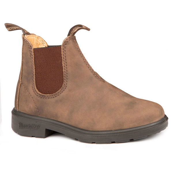 Blundstone Kids Blunnies Rustic Brown