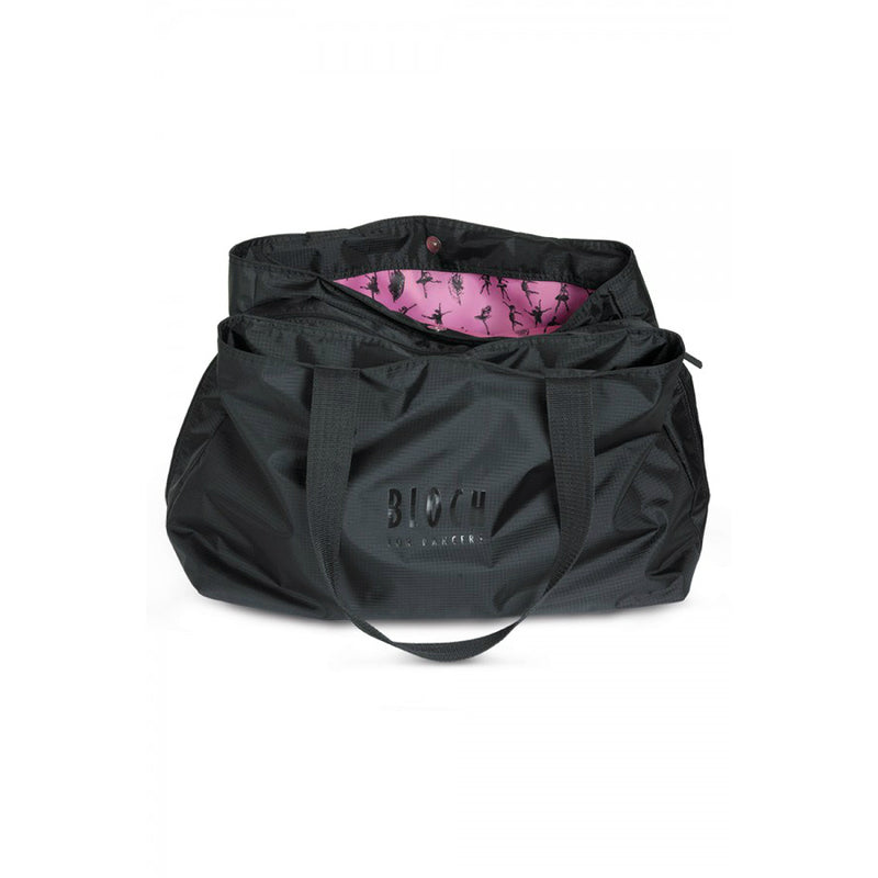 Bloch Black Multi-Compartment Bag