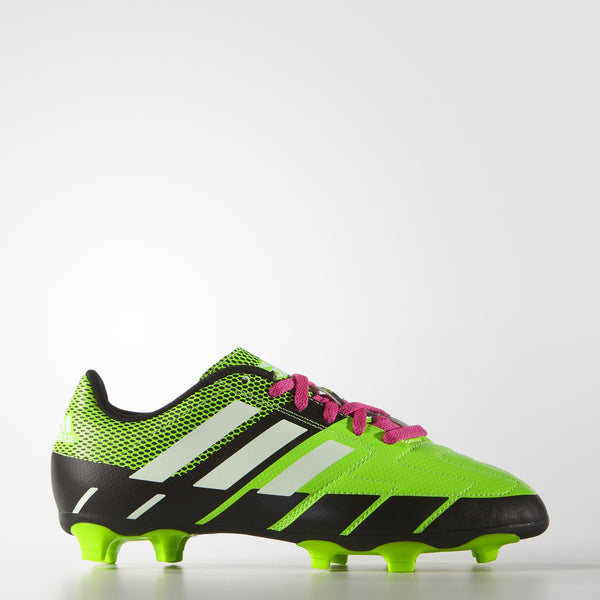 adidas Green Neoride Football/Soccer Cleat