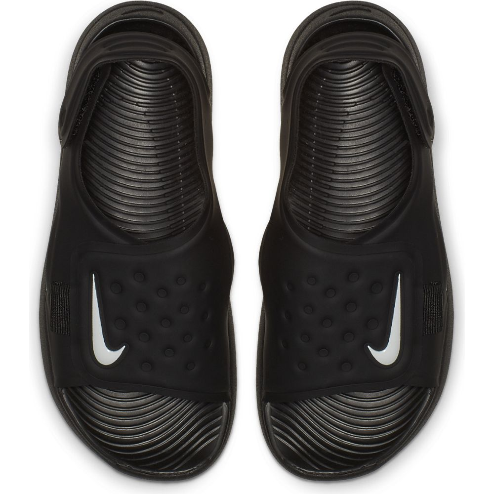 Nike Black Sunray Adjust 5 Children's/Youth Sandal
