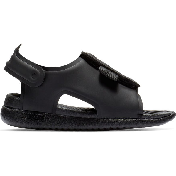 Nike Black Sunray Adjust 5 Baby/Toddler Sandal