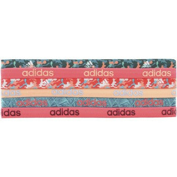 adidas Shock Red Fighter Graphic 6pk Hairband