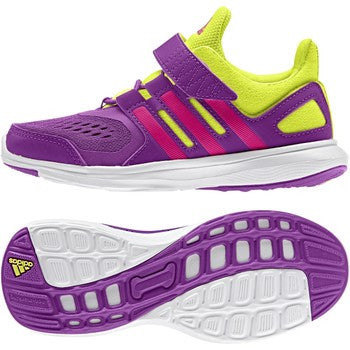 adidas Shocking Purple Hyperfast 2.0 A/C Sneaker
