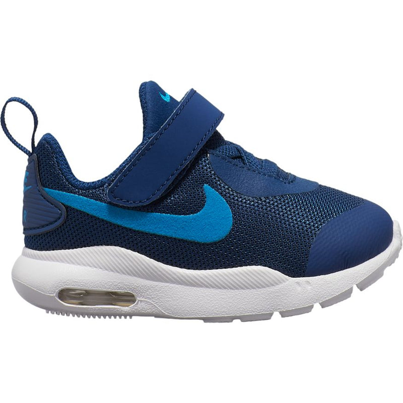 Nike Coastal Blue/Blue Stardust/White Air Max Oketo Baby/Toddler Sneaker