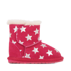 EMU Fuchsia Starry Night Toddle Boot