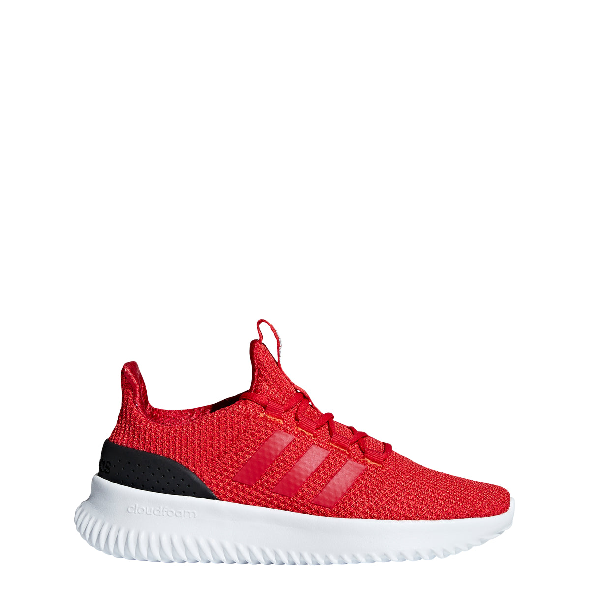 adidas Hi-Res Red Cloudfoam Ultimate Little/Big Kid Sneaker