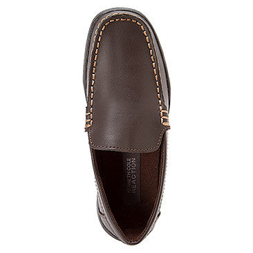Kenneth Cole Brown Driving Dime Shoe
