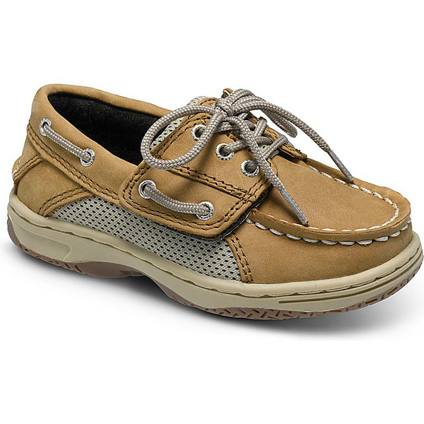 Sperry Top-Sider Light Tan Billfish Boat Shoe