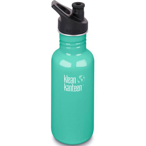 Klean Kanteen 18oz Stainless Steel Classic - Sea Crest