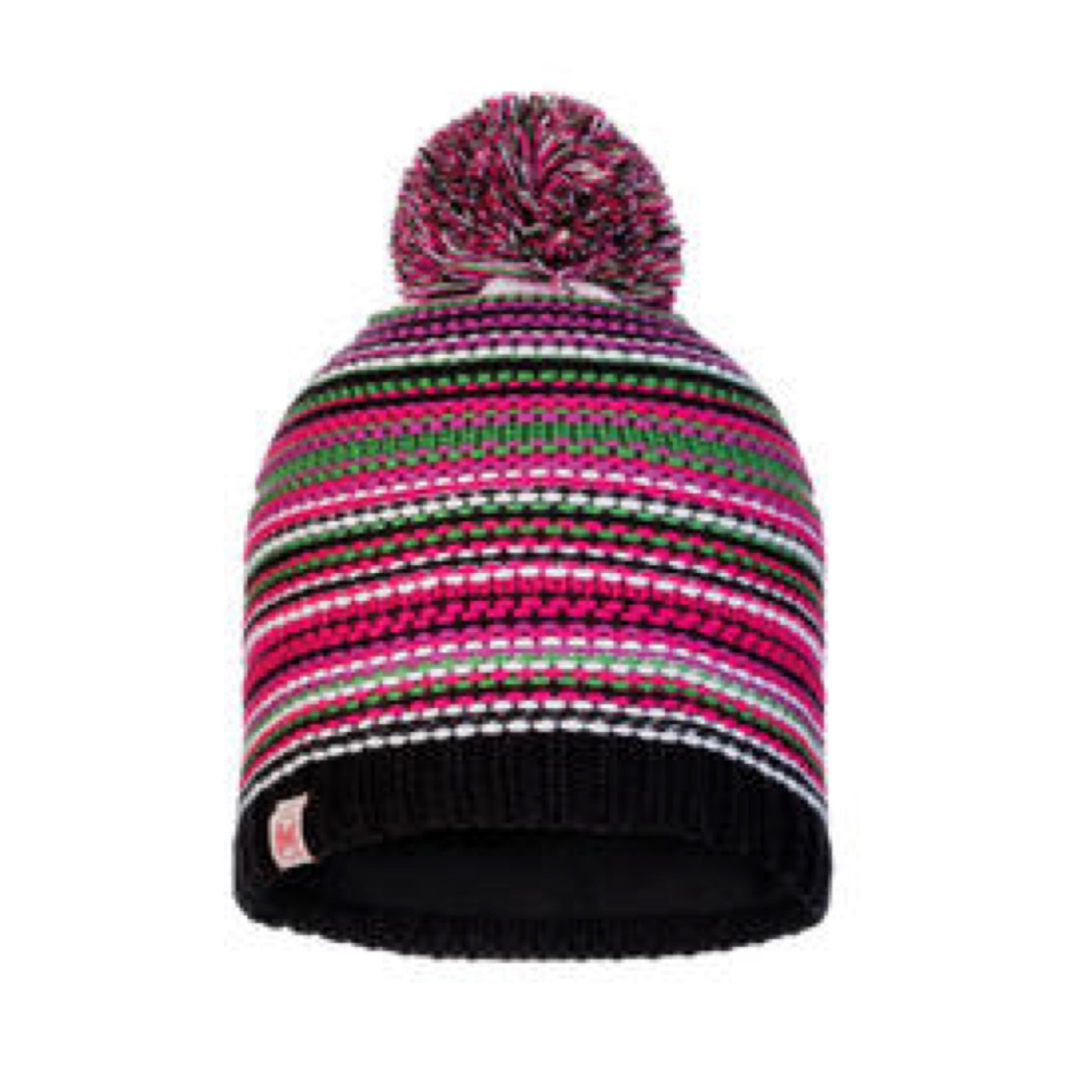 Buff Jnr Knitted and Polar Hat