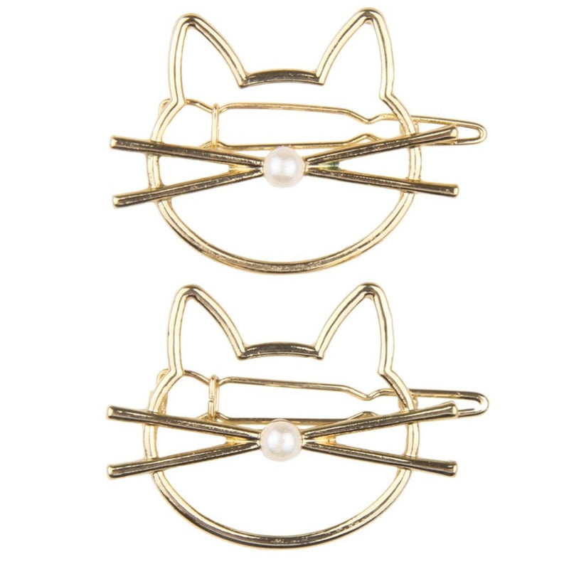 Great Pretenders Devine Feline Hair Clips