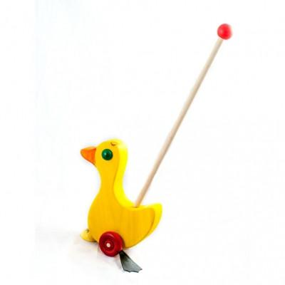 Toymaker of Lunenburg Push Duck
